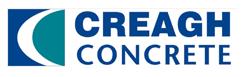 Creagh Concrete Logo
