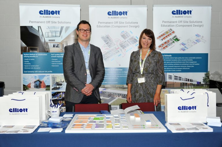 Elliot an Algeco Company Manufacturing Conference & Exhibition 2019
