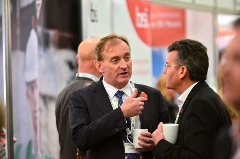 HS2-Economic-Growth-Conference-BSI-Group-Exhibiting-Networking-Business-Construction