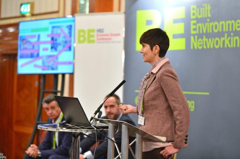 HS2-Economic-Growth-Conference-Bek-Seeley-Commercial-Finance-Director-Lendlease-London-Euston-Camden-Regeneration-Scheme