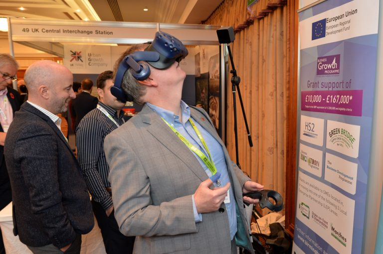 HS2-Economic-Growth-Conference-Birmingham-Council-VR-Virtual-Reality-Curzon-Behind-Scenes