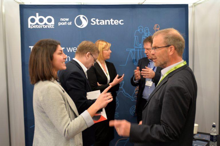 HS2-Economic-Growth-Conference-PBA-Peter-Brett-Associates-Stantec-Branding