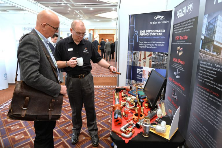 HS2-Economic-Growth-Conference-Pegler-Showcase-Product-Pipes-Brand-Event-Exhibiting