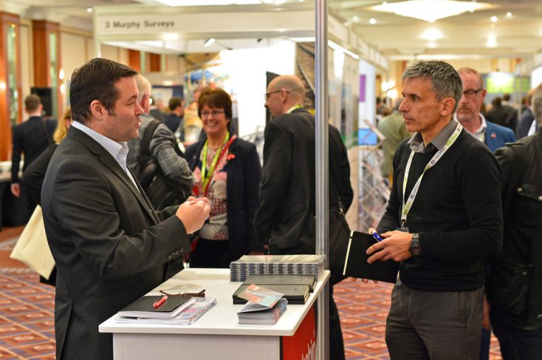 HS2-Economic-Growth-Conference-Portakabin-Speaking-Delegates-Exhibition-Hall-Event