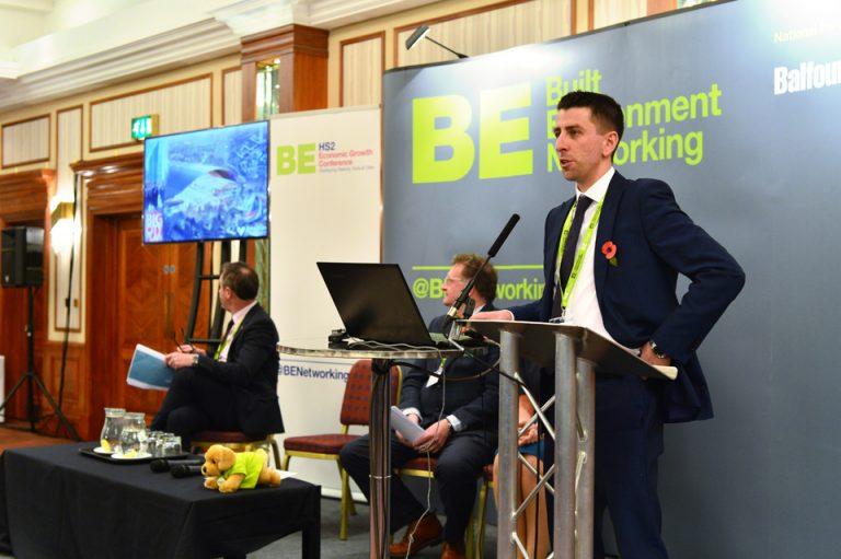HS2-Economic-Growth-Conference-Richard-Cowell-Birmingham-Director-Development.j