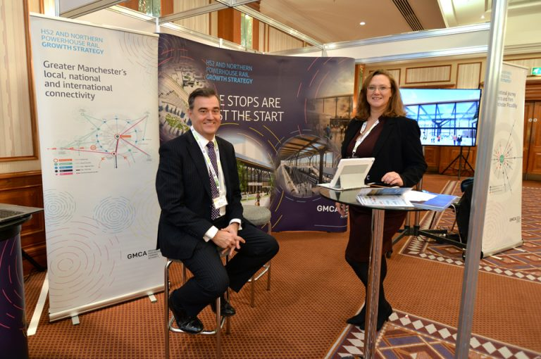 HS2-Economic-Growth-Conference-Transport-Greater-Manchester-Combined-Authority-Exhibiting-Piccadilly-Airport