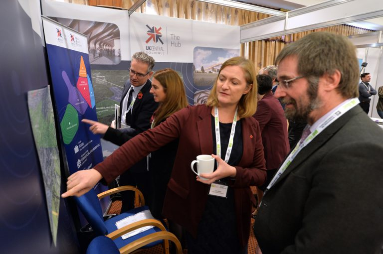 HS2-Economic-Growth-Conference-Urban-Growth-Company-Solihull-Exhibiting