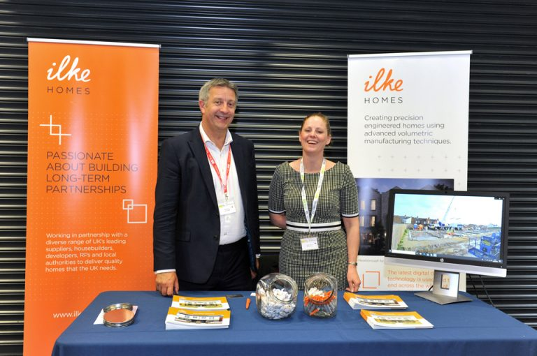 Ilke Homes Manufacturing Conference & Exhibition 2019