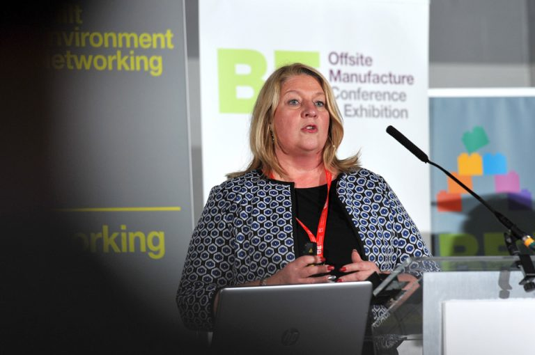 Nathalie Meunier of Premier Modular Offsite Manufacture Exhibition & Conference 2019