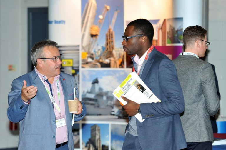 Networking partnered with Balfour Beatty Manufacturing Conference & Exhibition 2019