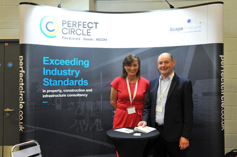 Perfect Circle Partnered Networking event Manufacturing Conference & Exhibition 2019