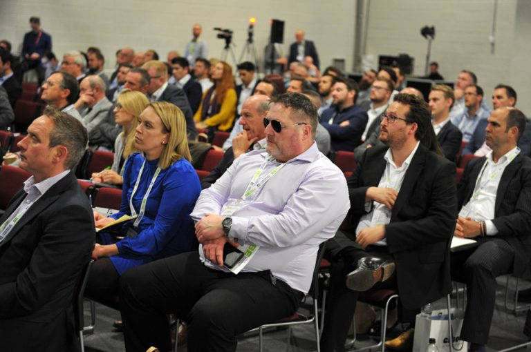 The Crowd at Offsite Manufacture Conference & Exhibition 2019