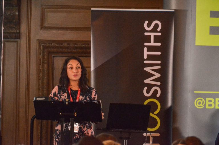 Theresa White Speaking at Leeds Development Plans 2018