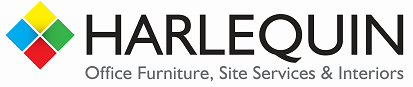 harelequin office furniture LOGO