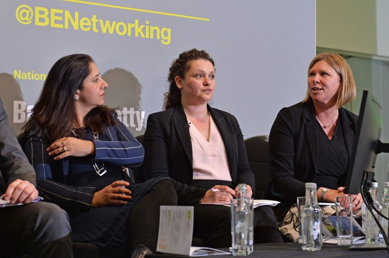 Anusha-Shah-Nadine-Collins-Smith-and-Anna-Eastgate-at-Thames-Estuary-Development-Conference-2019