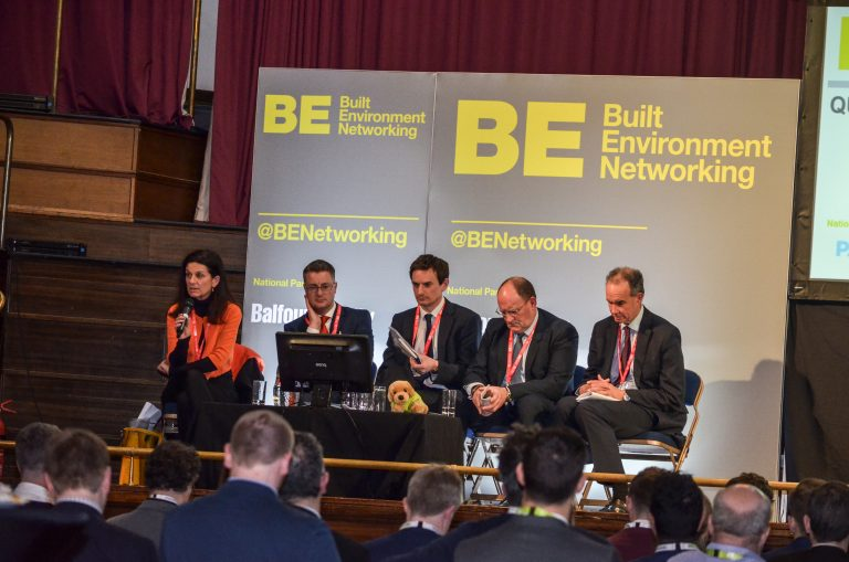 Bridgett Smith, Stuart Field, Chris Mills, Tim Holmes and Hayden Dolby Cambridge Development Plans 2019