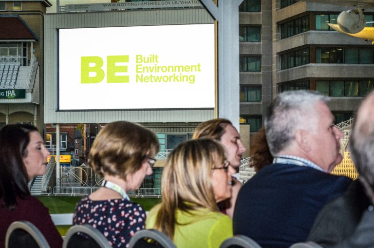 Built Environment Networking Nottingham Trent bridge