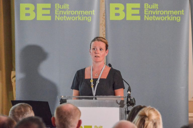 Gemma Marsh Speaks at North West Universities Development Plans 2019