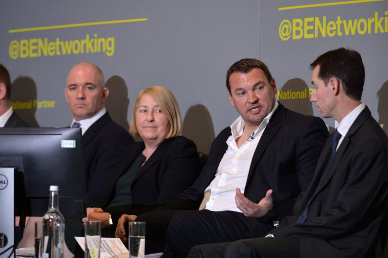 James-Robinson-Angela-ODonoghue-Mark-Quinn-and-Russel-Loveland-at-Thames-Estuary-Development-Conference-2019