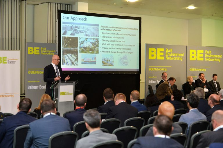 Jason-Robinson-of-Urban-Catalyst-speaks-at-Thames-Estuary-Development-Conference-2019