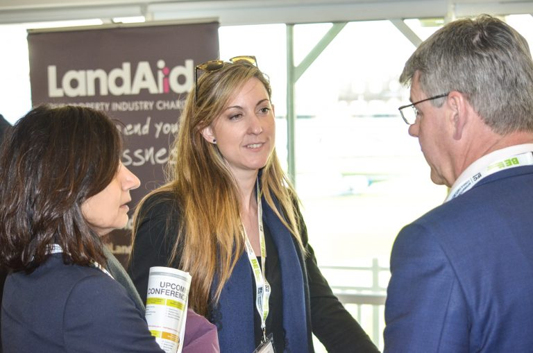 Land Aid Partnered Networking Event