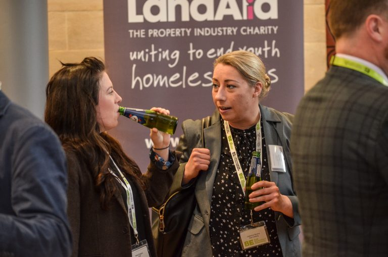 Land Aid Partnered Networking Event in Bristol
