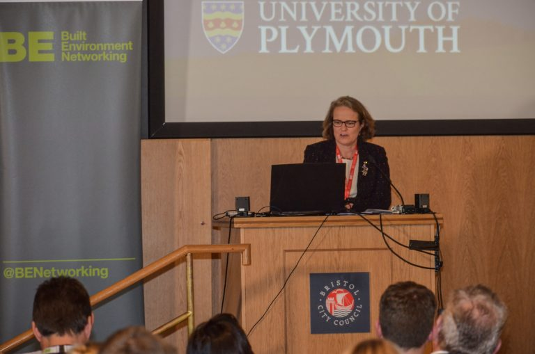 Lucy Black of Plymouth University South West Universities & Colleges Development Plans