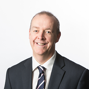 Mark Stoner, Chief Financial Officer Port of Tyne
