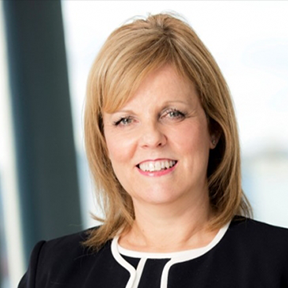 Michelle Handforth, Chief Executive Aberdeen Port