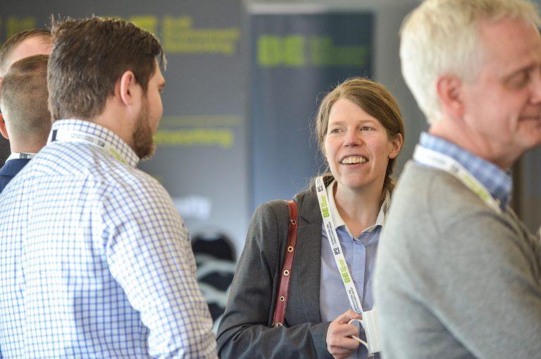 Networking event at Trent Bridge