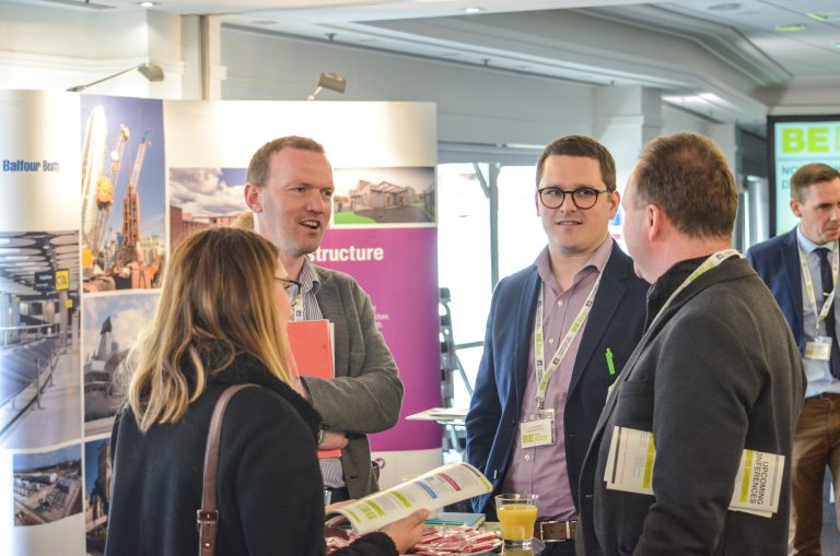 Networking in Nottingham for Nottinghamshire Development Plans 2019