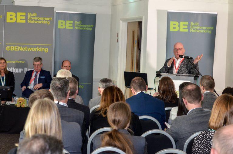 Paul Hanegraaf of Milligan Retail at Nottinghamshire Development Plans 2019