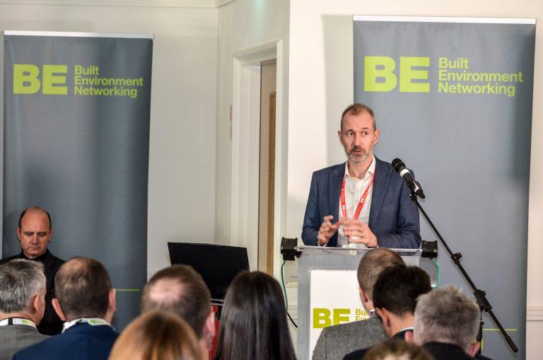 Paul Seddon at Nottinghamshire Development Plans 2019