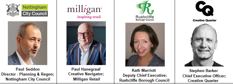 Speakers NEW 2 speaking rushcliffe borough council kath marriott milligan retail creative quarter