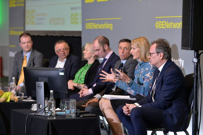 Thames-Estuary-Development-Conference-2019-the-panel-addresses-questions-from-the-floor