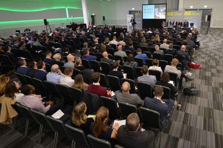 The Crowd and the Stage at Thames Estuary Development Conference 2019