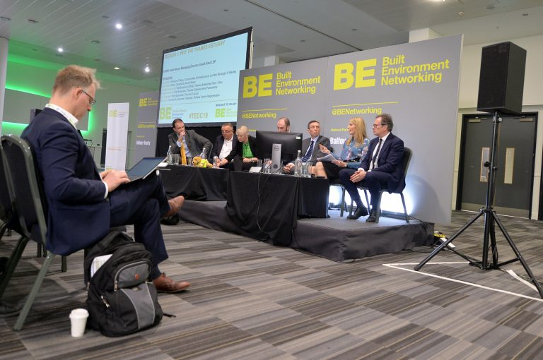 The-First-Panel-at-Thames-Estuary-Development-Conference-2019