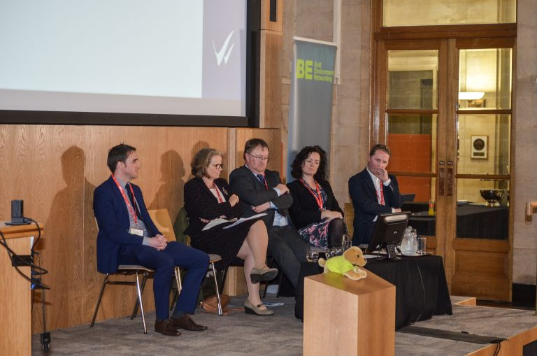 The Panel at South West Universities & Colleges Development Plans