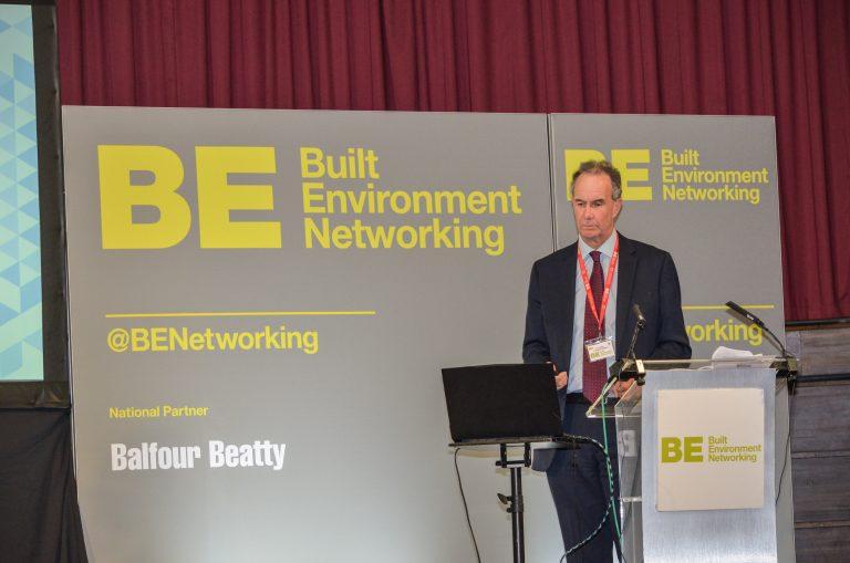 Tim Holmes of Endurance Estates at Cambridgeshire Development Plans