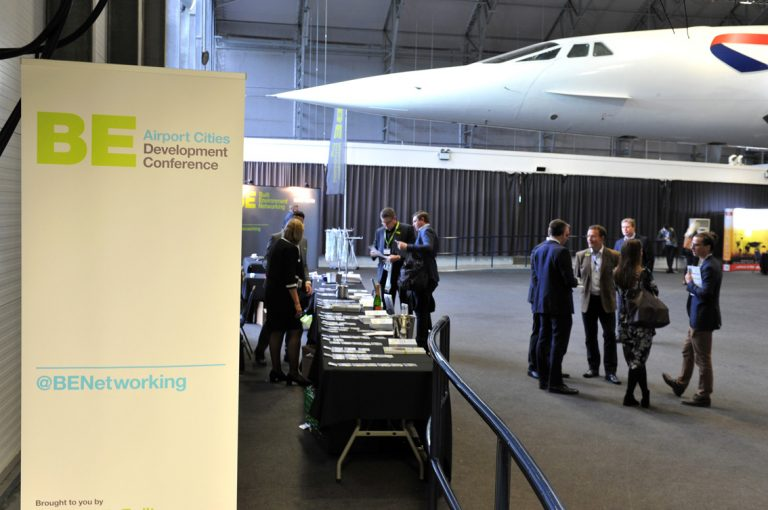 Airport Cities Development Conference 2019 in the Concorde Centre