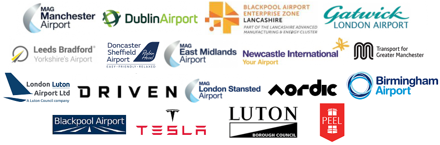 Airport Cities Driven Black