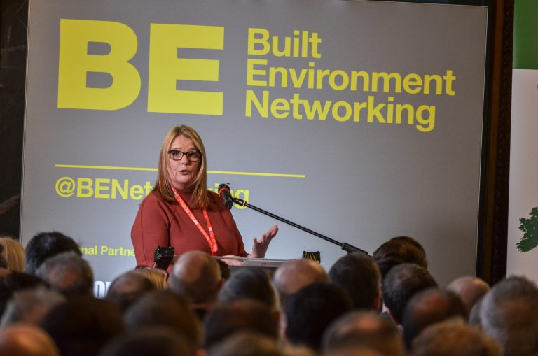 Anne Shaw speaking at West Midlands Development Plans 2019