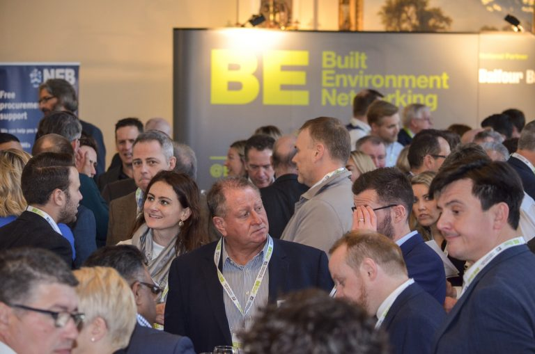 Built Environment Networking Event in Birmingham West Midlands Development Plans 2019