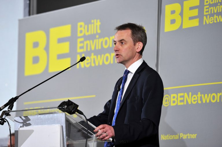 Charles Johnson of Leeds Bradford Airport Airport Cities Development Conference 2019