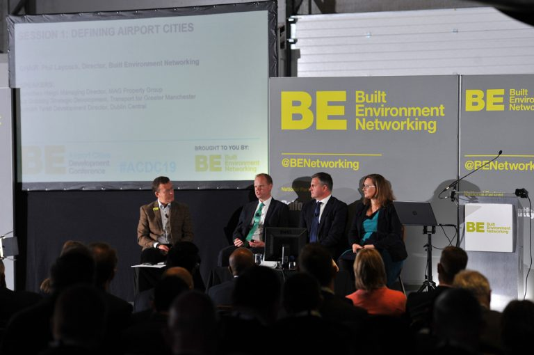 Defining Airport Cities Panel Airport Cities Development Conference 2019 (2)