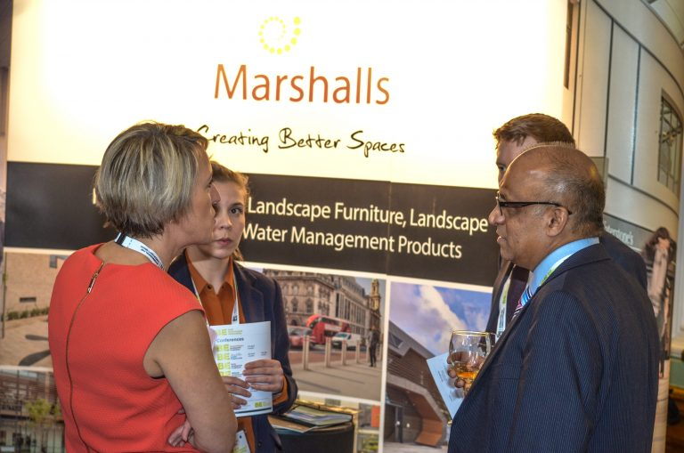 Marshalls Networking event in Birmingham