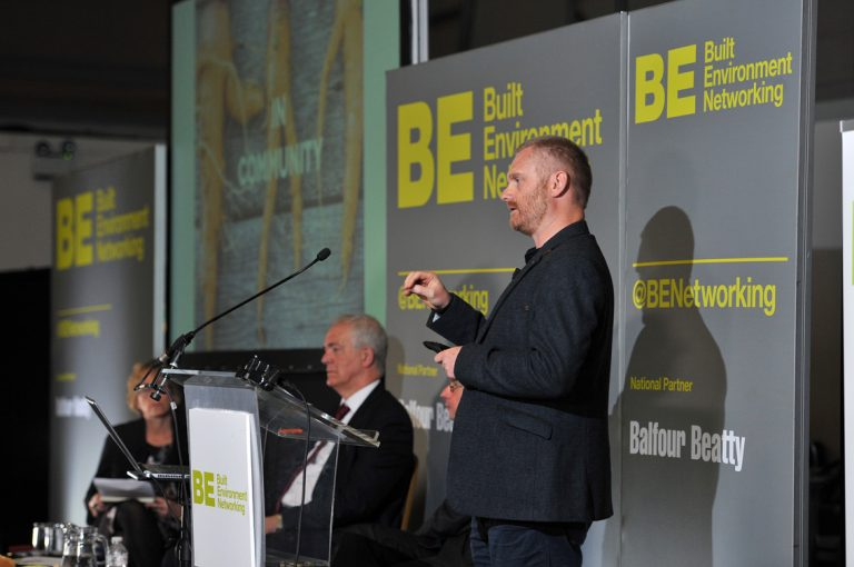 Neil Isles Presents at Airport Cities Development Conference 2019