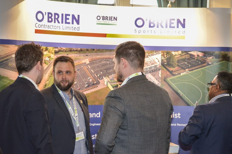 O'Brien partnered networking event in Birmingham