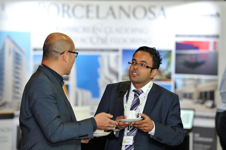 Porcelanosa partnered Networking Event Airport Cities Development Conference 2019