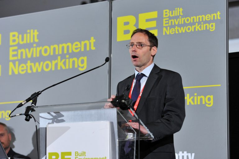 Tim Norwood of Gatwick Airport at Airport Cities Development Conference 2019